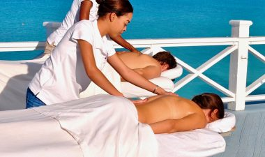 Couples Massage in Exuma