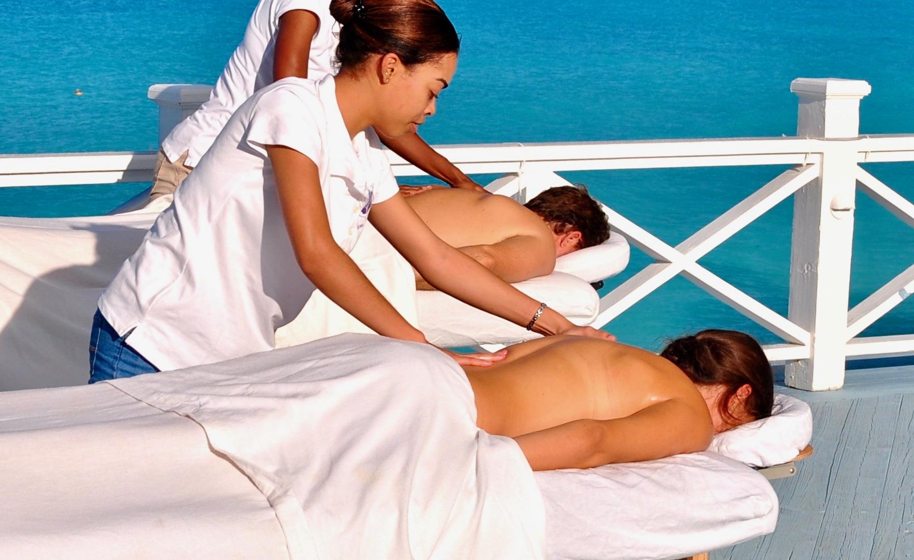 Couples Massage in Exuma