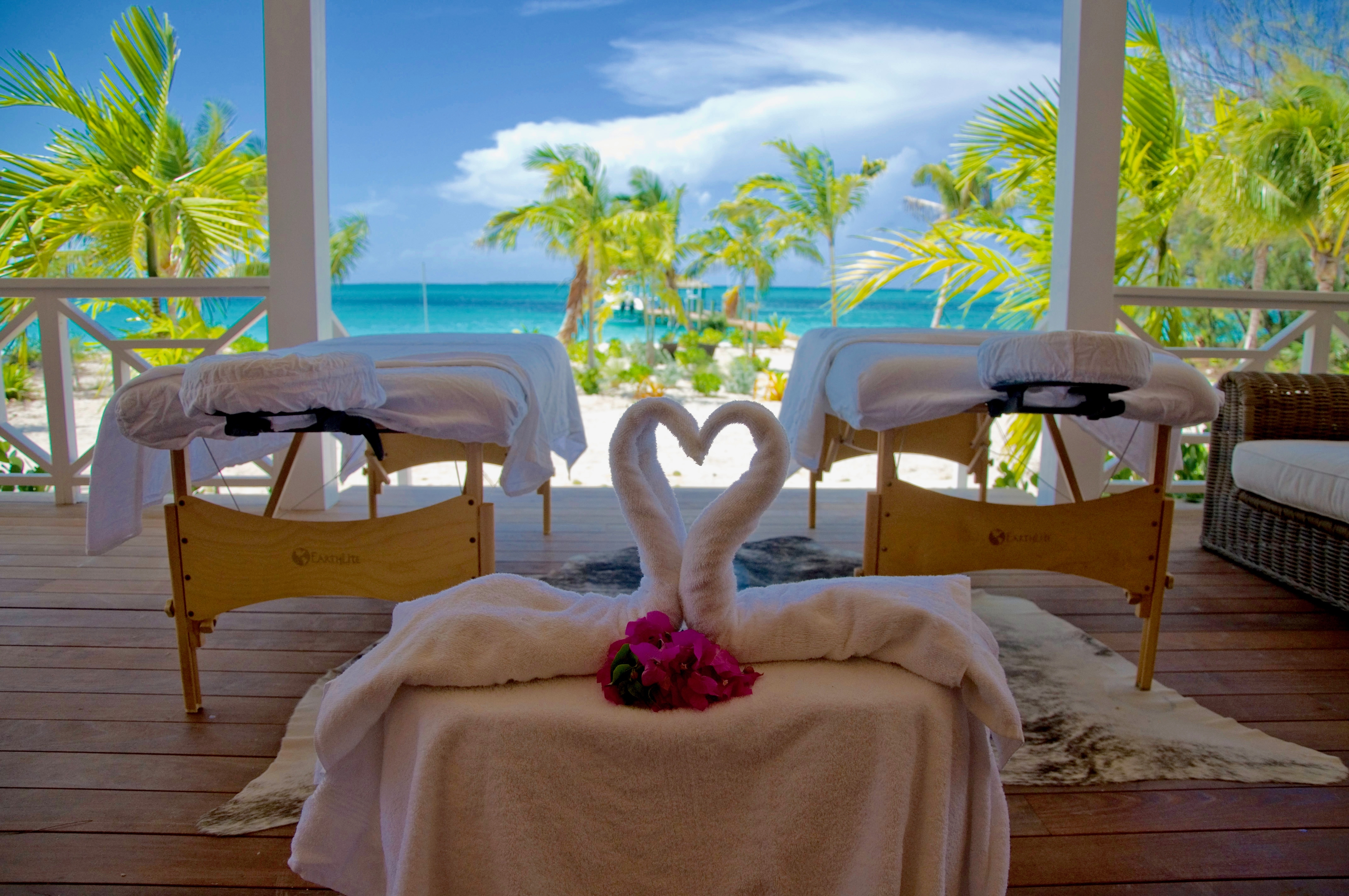 Exuma Massage At Home